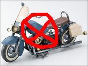 中免あるけどバイクがない!