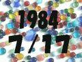 1984年7月17日生まれ☆