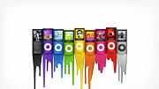 iPod,iPhone+iTunes