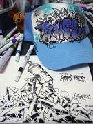 GRAFFITI  CAP  SYNDROME