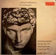 ベートーヴェンの弦楽四重奏