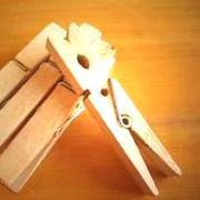 木製ピンチ会