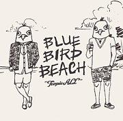 BLUE BIRD BEACH
