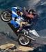 バイクでB級スポット!