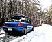 SUBARU AWD で雪山へ