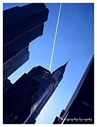 ニューヨークの空