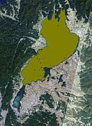 琵琶湖を埋め立てよう