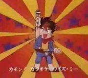 カラオケ戦士マイク次郎