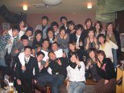 01'卒☆天理中学3年2組♪