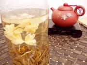 ジャスミン茶サイコー