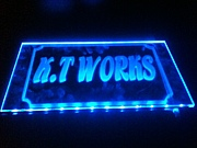 "K.T@Works[ステッカー""電装系]"