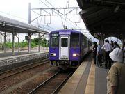 関西本線キハ120系