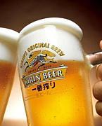 ビール腹!