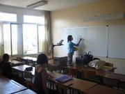 フランスで日本語を教える