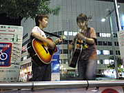 いろもん-名駅路上Live-