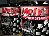 Moty's エンジンオイル