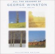 ジョージ・ウィンストン 弾き人