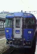 北海道・列車の旅