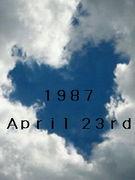 ★☆1987年4月23日★☆