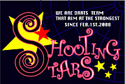 ★Darts Team★ Shooting☆Stars