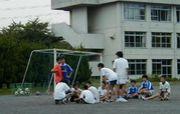 多摩市立和田中学校サッカー部