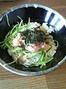 ツナネーズ丼