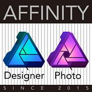 Affinity(Designer/Photo)