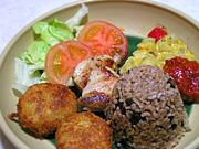 キューバ食